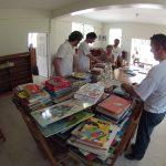 préparation bibliothèque