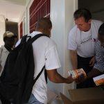 tri matériel haiti