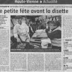 article distribution alimentaire