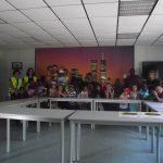 Visite du Centre de Secours Eymoutiers