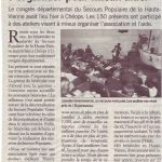 congrès départementale atelier
