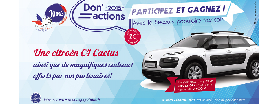 Le Don'actions 2015