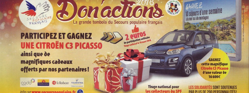 Don'actions 2016