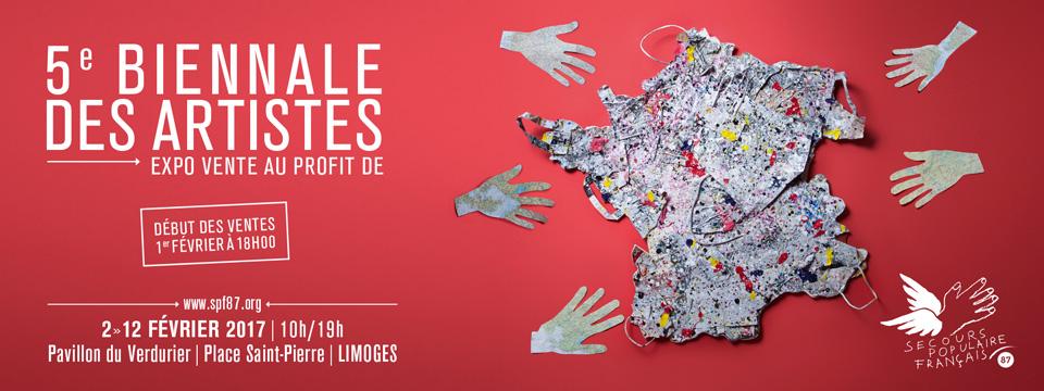 5ème Biennale des Artistes : çà démarre fort!